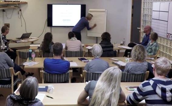 arbeidsdimensjonen i diagnosespesifikk rehabilitering_valnesfjord