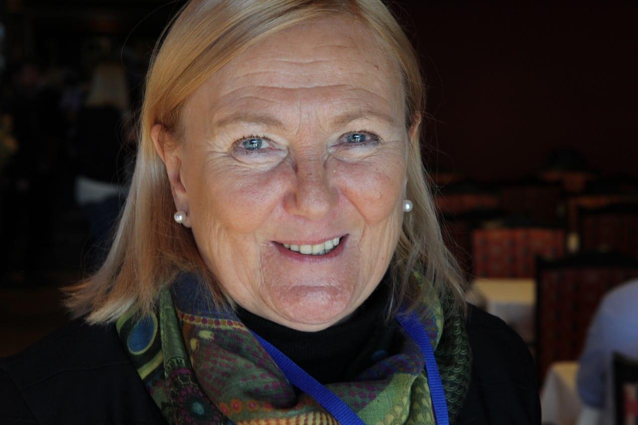 Gro reiser fra Nordisk med kofferten full av tro på samarbeid