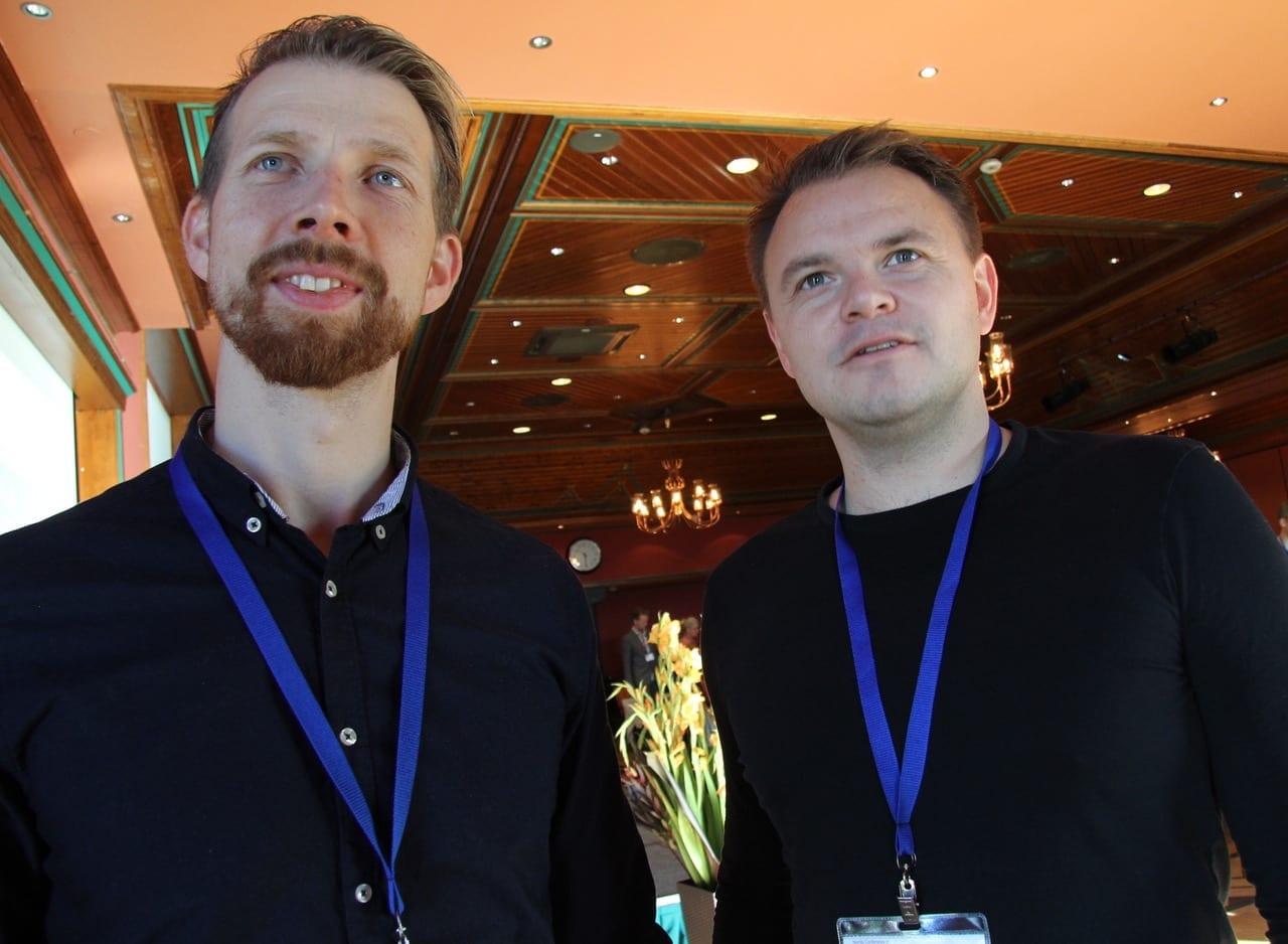 Dette lærte Kristian og Simon på Nordisk konferanse