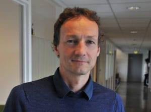 Bildet viser seksjonssjef Jan Erik Grundtjernlien i Nav.