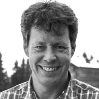 Bildet viser Anders Bergkvist, som skal jobbe med å spre kunnskapen om arbeidsrettet rehabilitering i Nord-Norge