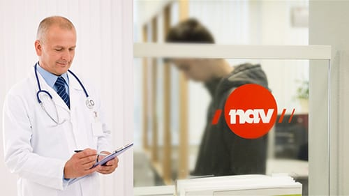 Lege og Nav-kontor